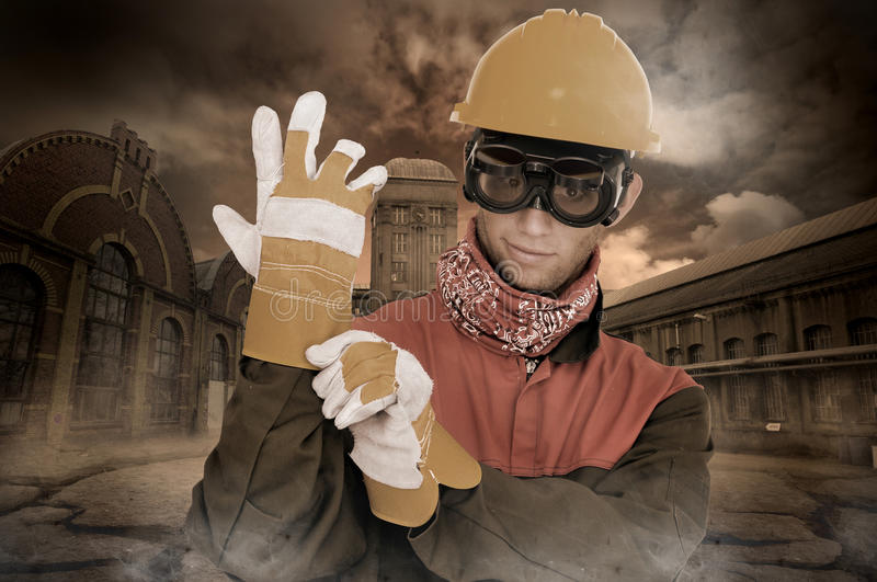 Download Worker Royalty Free Stock Photo - Image: 16885425