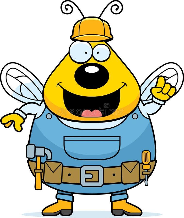 Worker Bee Stock Photo