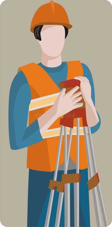 Download Worker illustration series stock illustration. Illustration of accurate - 2148517