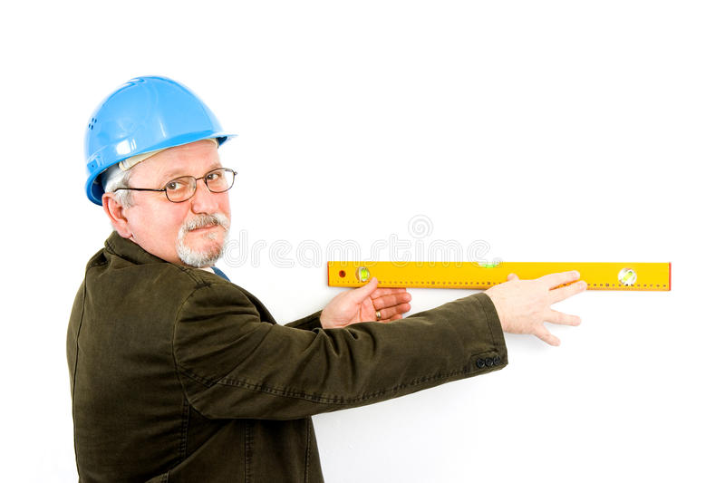 Worker Man Stock Photography