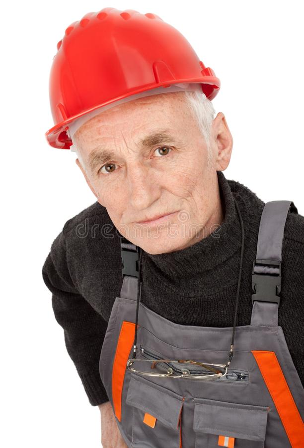 Worker Man Royalty Free Stock Photos