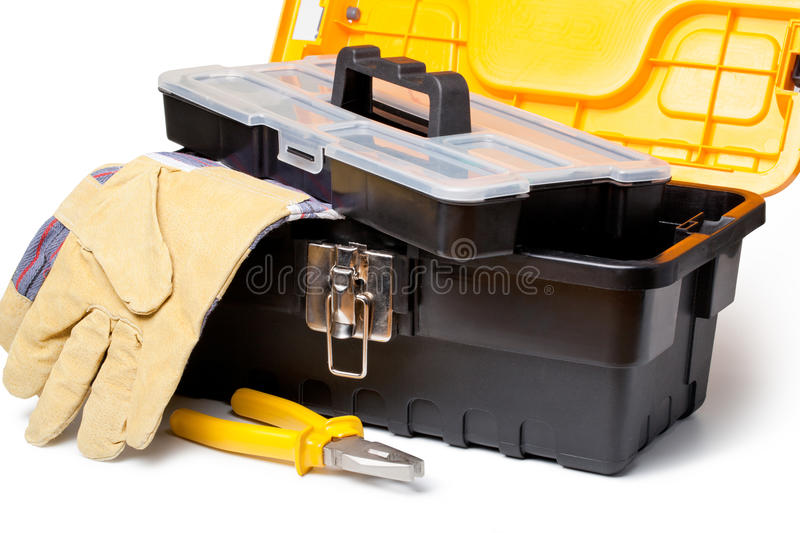 Worker tool royalty free stock images