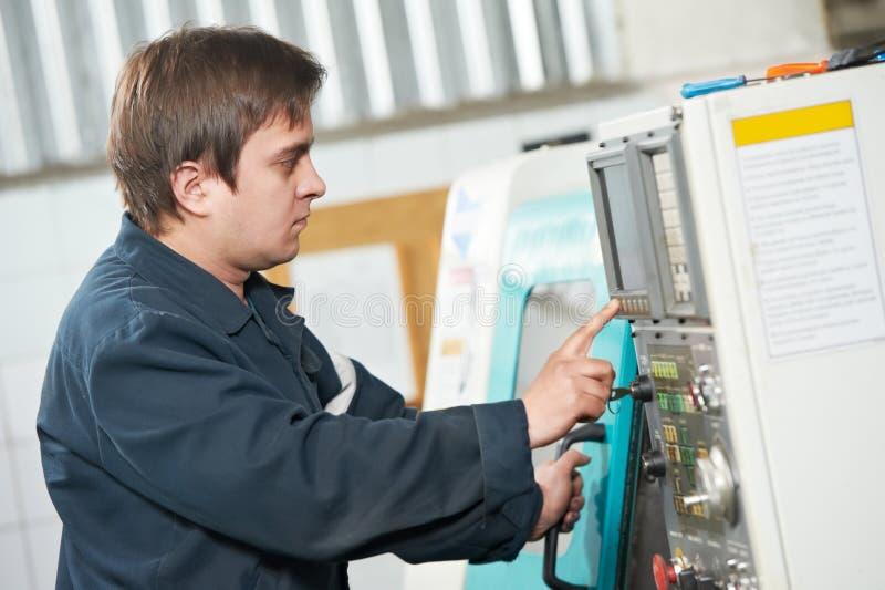 Download Worker at tool workshop stock image. Image of laborer - 26710455