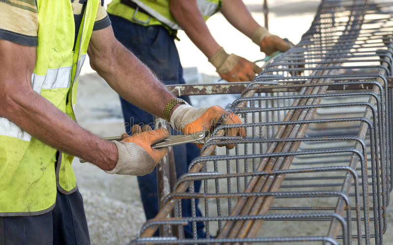 download workers fixing armature stock image image of building 55401663