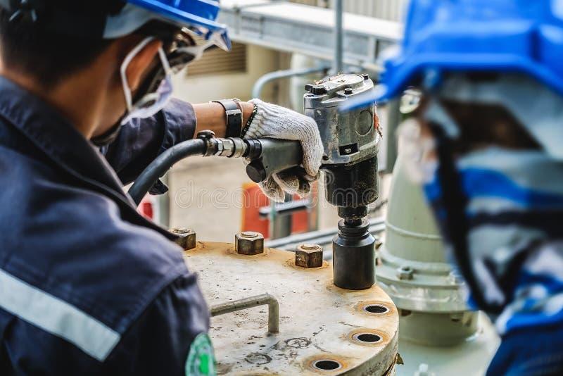 Industry work repair stock photography