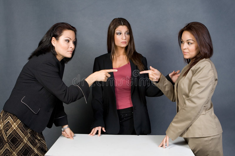 Download Workers pointing fingers stock photo. Image of accuse - 2216384