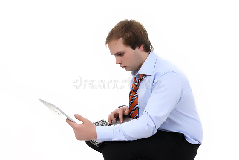 Working Stock Photography
