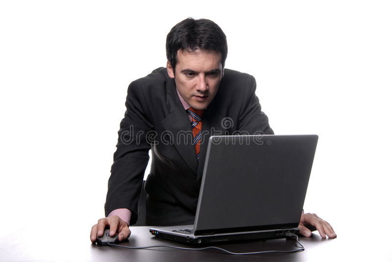 Download Working stock image. Image of leader, businesspeople, caucasian - 2781061