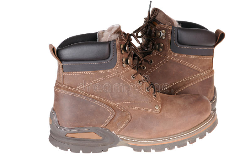 Download Working boots stock photo. Image of single, boot, male - 22188718