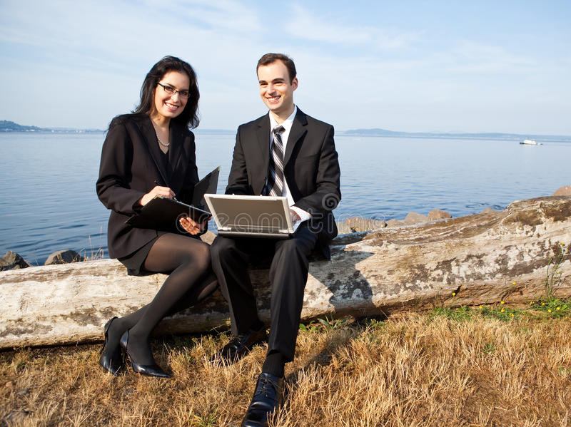 Download Working Business People Royalty Free Stock Photo - Image: 10879785