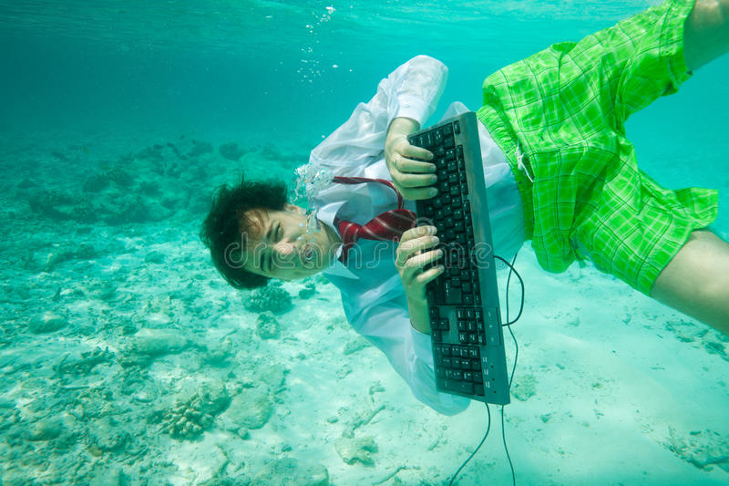 Download Working Could Be Fun If The Place Is Right Stock Photo - Image: 21768946