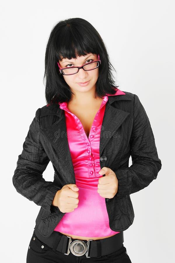 Working Girl royalty free stock photos