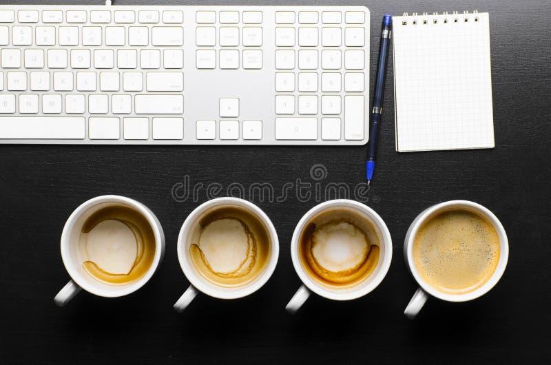 Download Working hours. stock image. Image of break, food, desk - 30391961