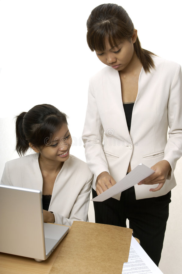 Download Working on Laptop 5 stock photo. Image of person, look - 114972