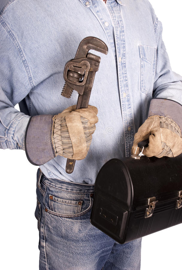 Download Working Man Blue Collar Worker Labor Concept Royalty Free Stock Photography - Image: 20914197