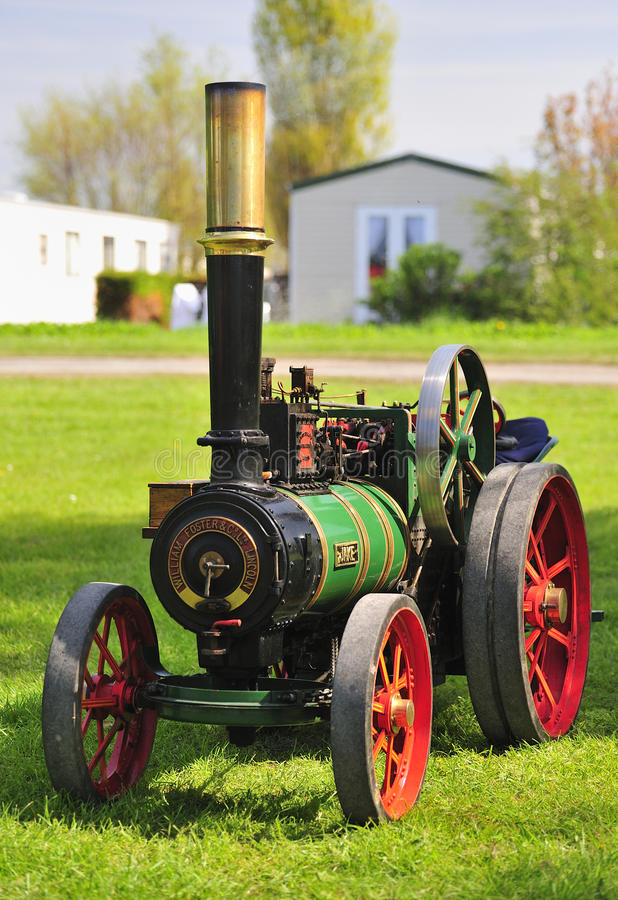 Download Working Model Traction Engine (1/4 Scale) Editorial Photography - Image: 23483057