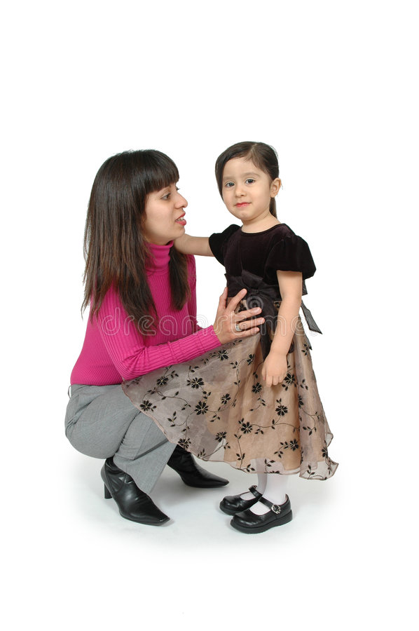Download Working Mom Royalty Free Stock Photos - Image: 2006608