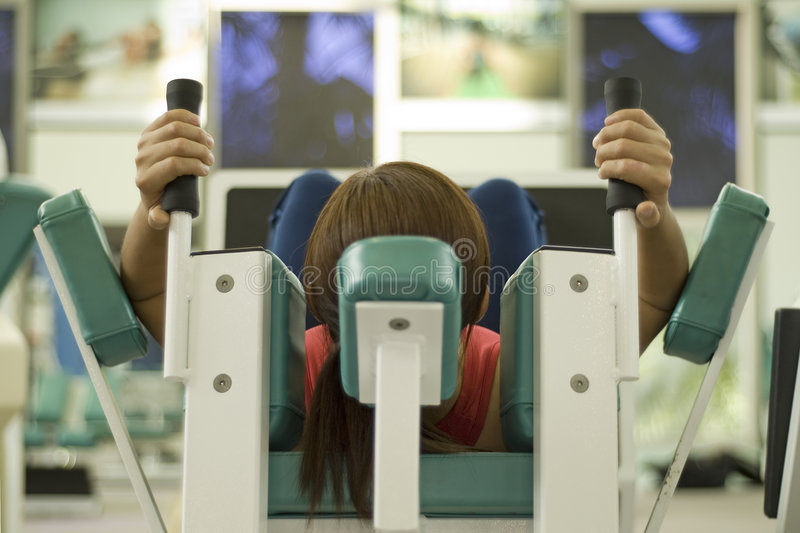 Download Working Out stock photo. Image of fitness, health, machine - 150300