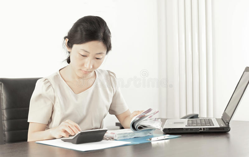 A working staff stock images