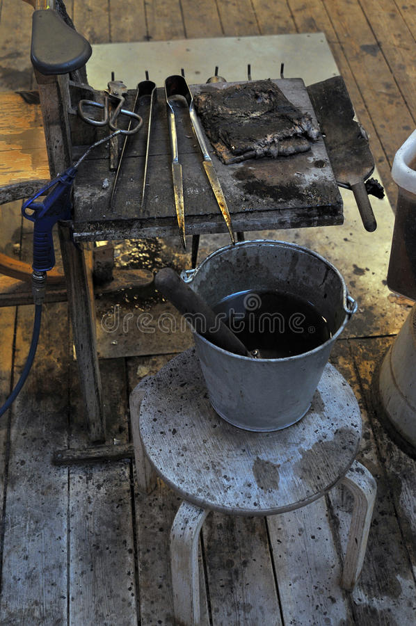 Download Working tools stock image. Image of artistry, graft, gaffer - 13997327