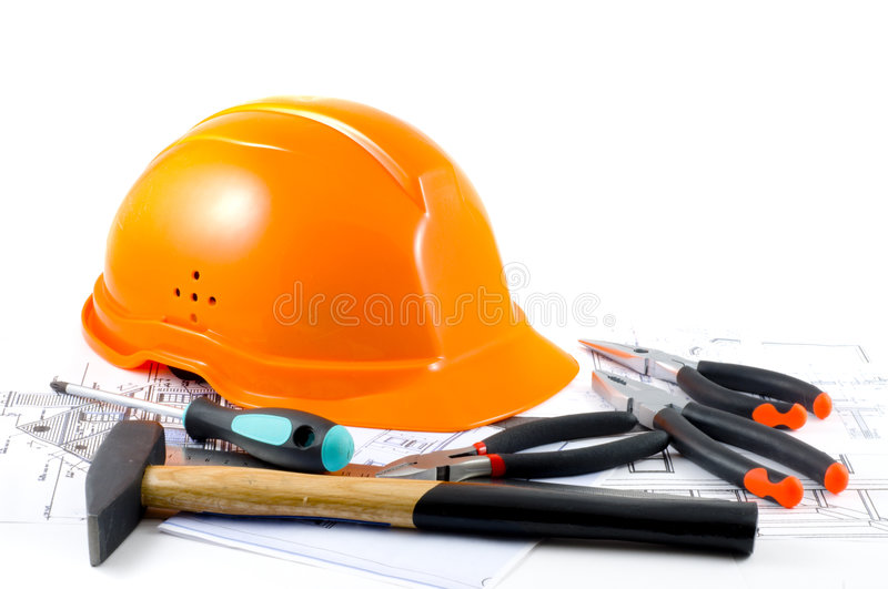 working tools royalty free stock images
