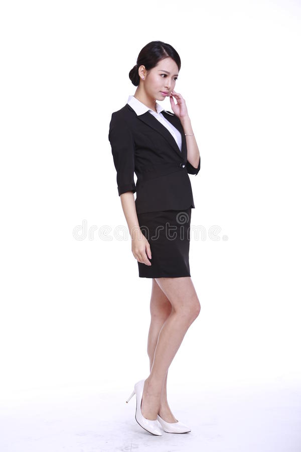 Free Working Woman Stock Photography - 51366322