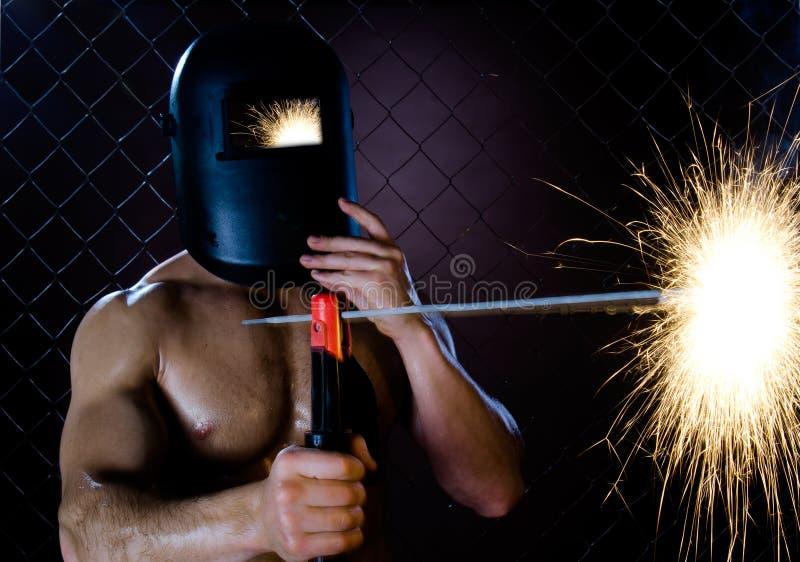 Download Workman Welder Stock Photos - Image: 22101763