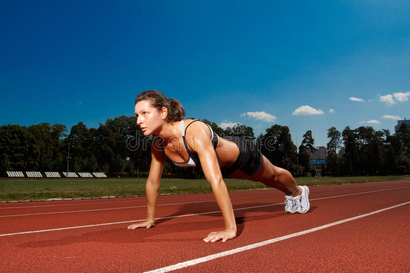 Workout Stock Photography