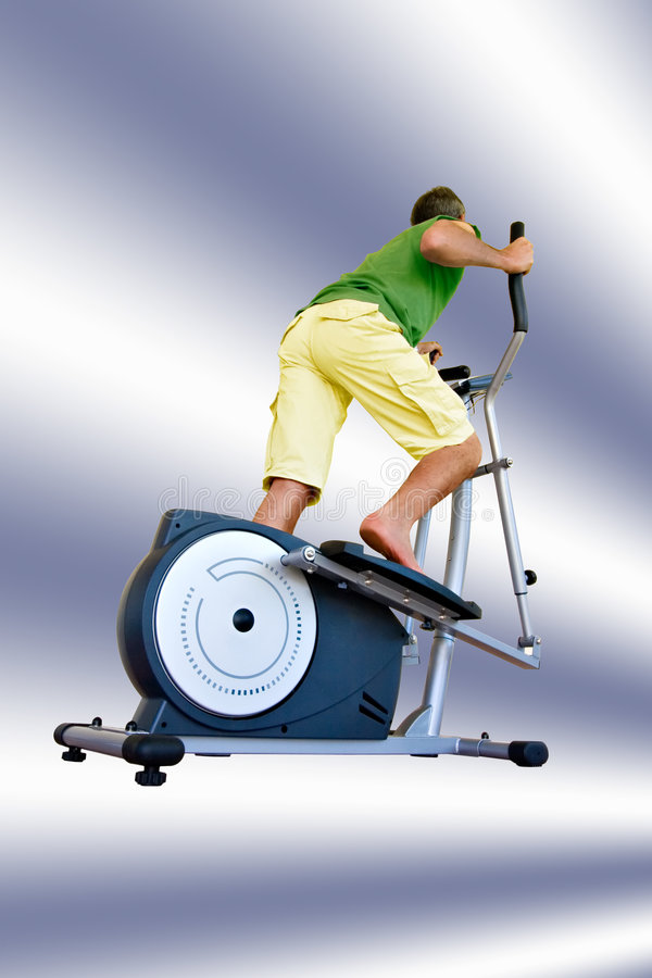 Workout royalty free stock photography