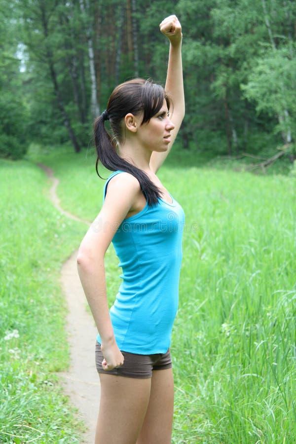 workout στοκ εικόνα με δικαίωμα ελεύθερης χρήσης