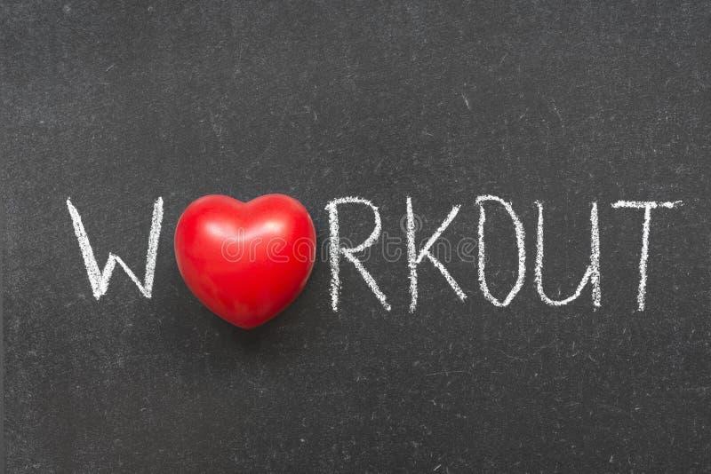 workout stock foto