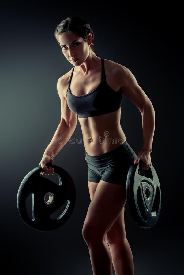workout lizenzfreie stockfotos