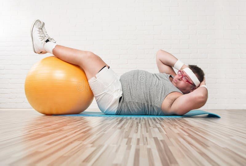 Workout royalty free stock photos