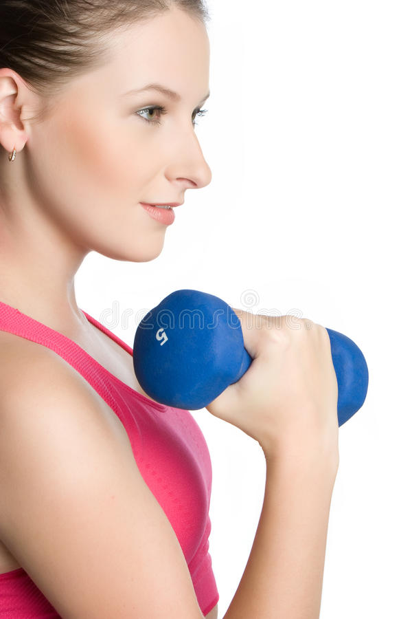 Download Workout Girl stock photo. Image of smile, health, cheerful - 11067196