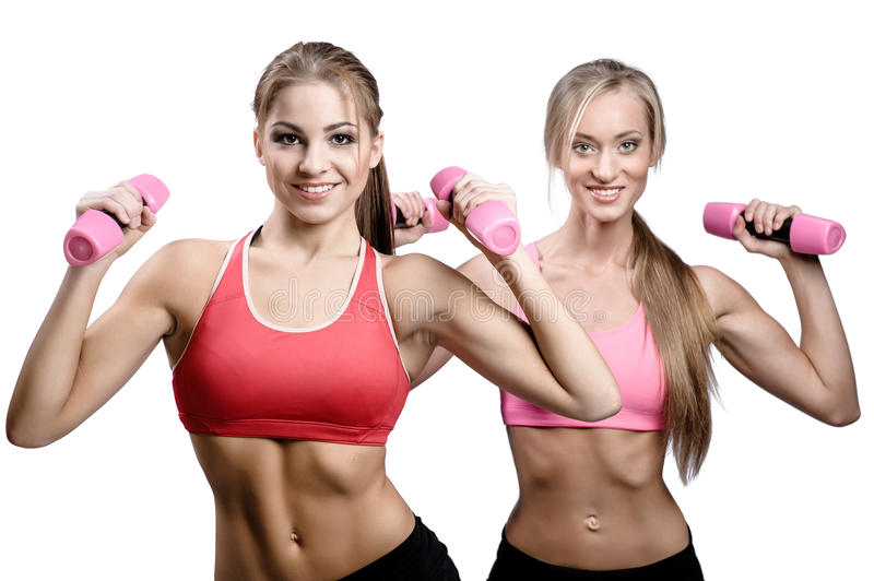 Workout royalty free stock images