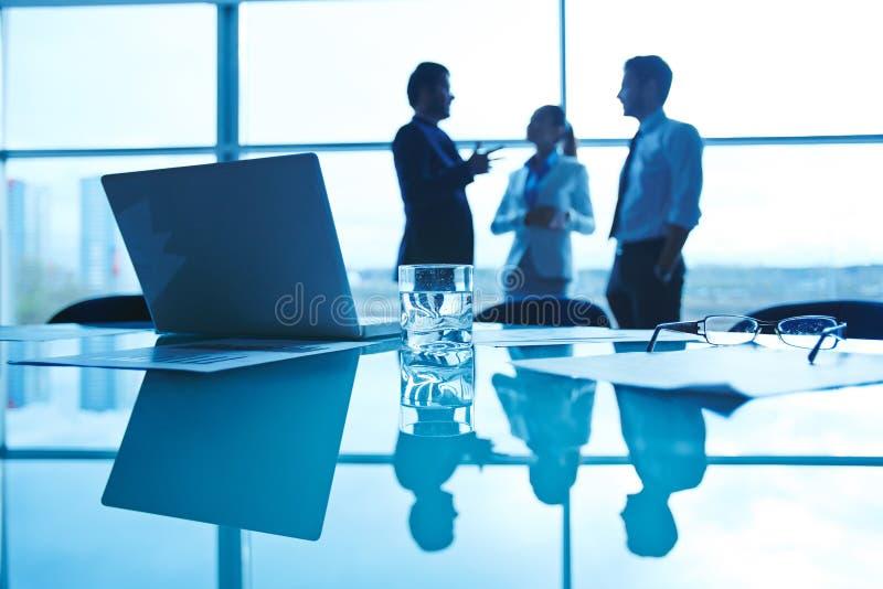 workplace стоковое изображение rf