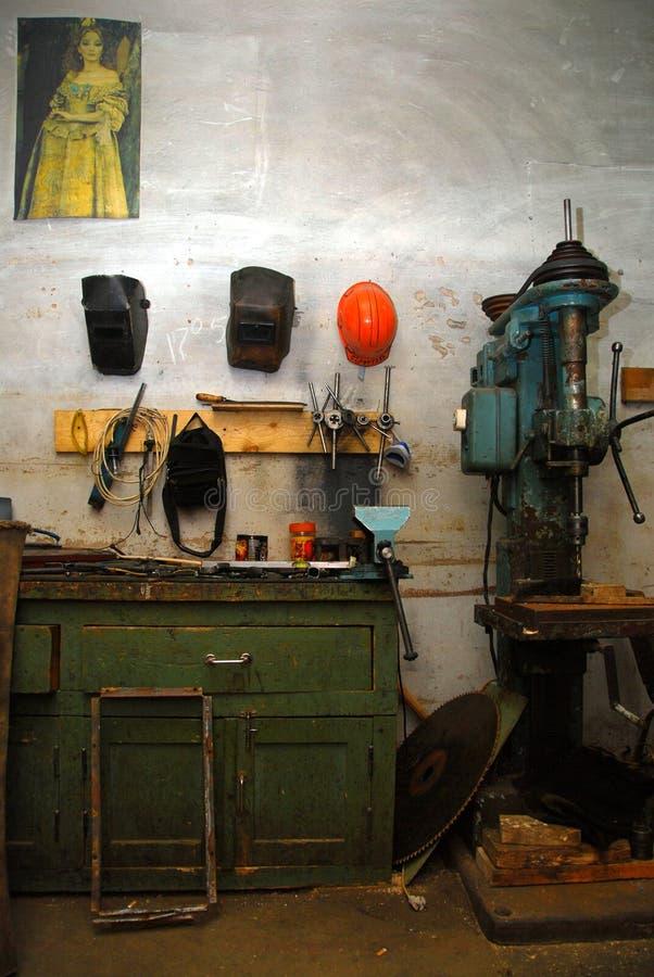 Download Workshop stock image. Image of city, workshop, combine - 6721951
