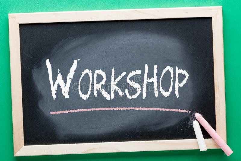 Workshop Education Concept royalty free stock images
