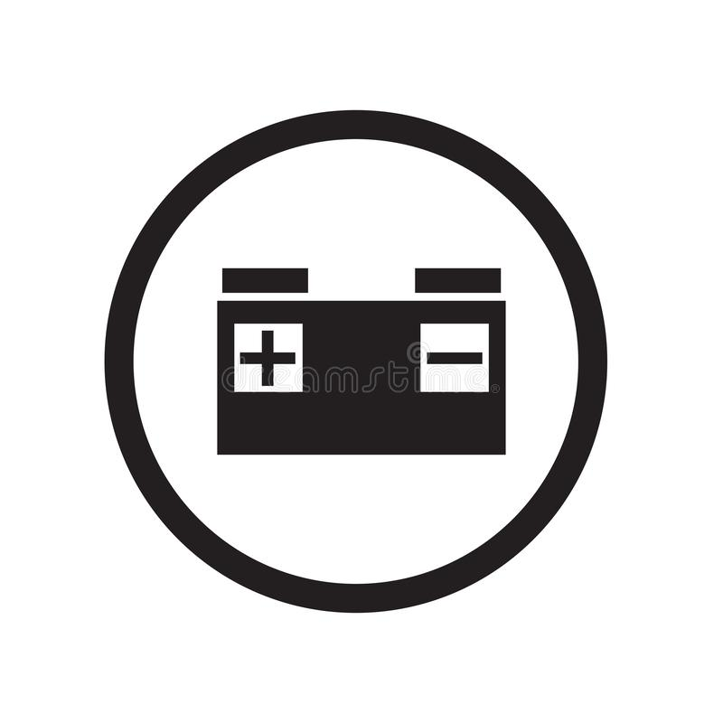 Workshop repair sign icon vector sign and symbol isolated on white background, Workshop repair sign logo concept royalty free illustration