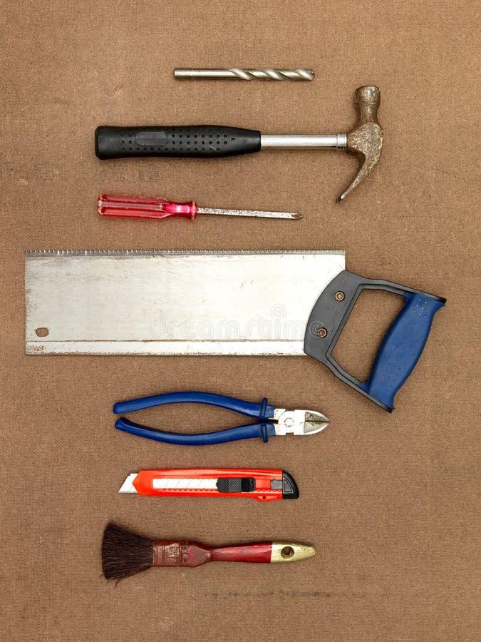 Workshopachtergrond stock foto