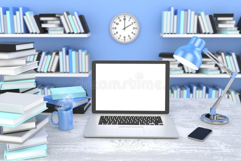 workspace imagem de stock