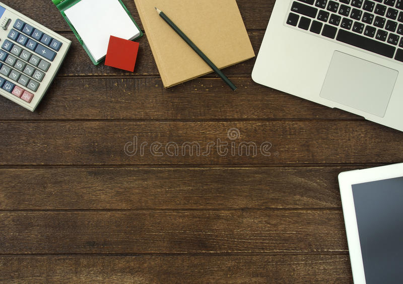 workspace foto de stock