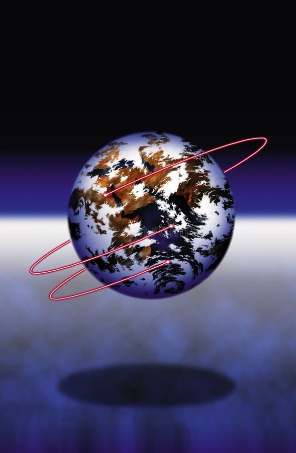 Download World stock illustration. Illustration of protect, alien - 1044915