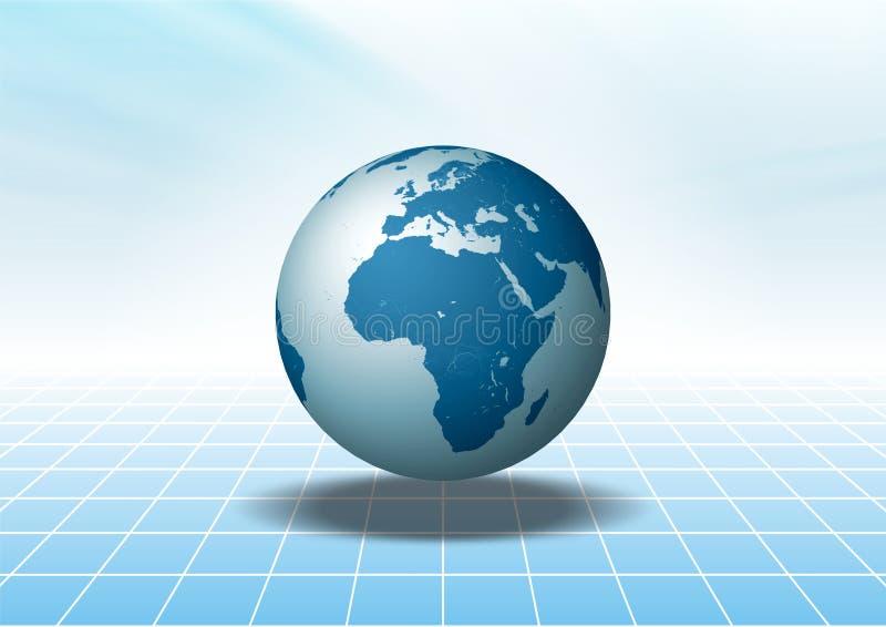 Download World stock illustration. Image of world, icon, sphere - 1437972