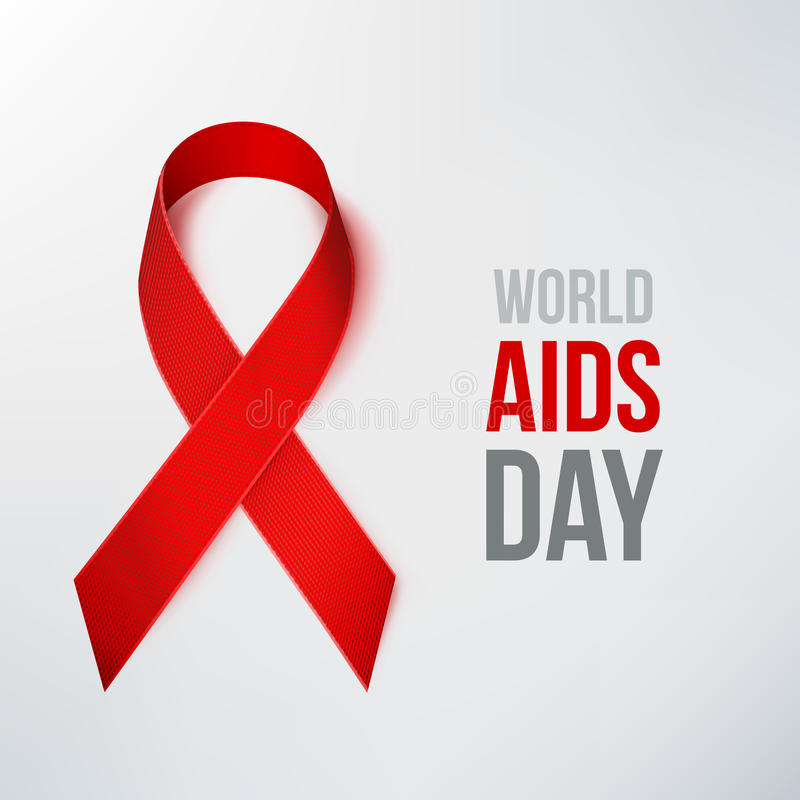 World AIDS Day royalty free stock photography