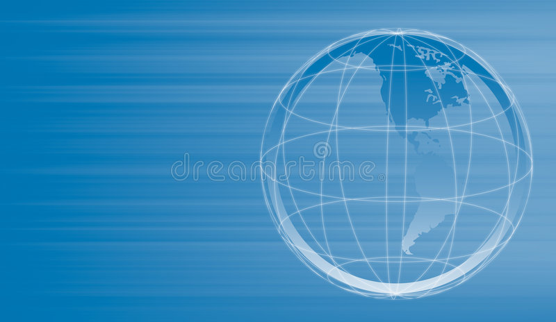 Download World background stock illustration. Illustration of networking - 8594578