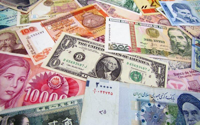 world banknote