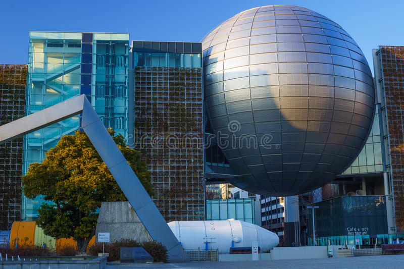 World biggest planetarium royalty free stock image