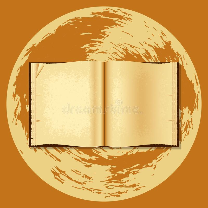 World Book and Copyright Day vector illustration