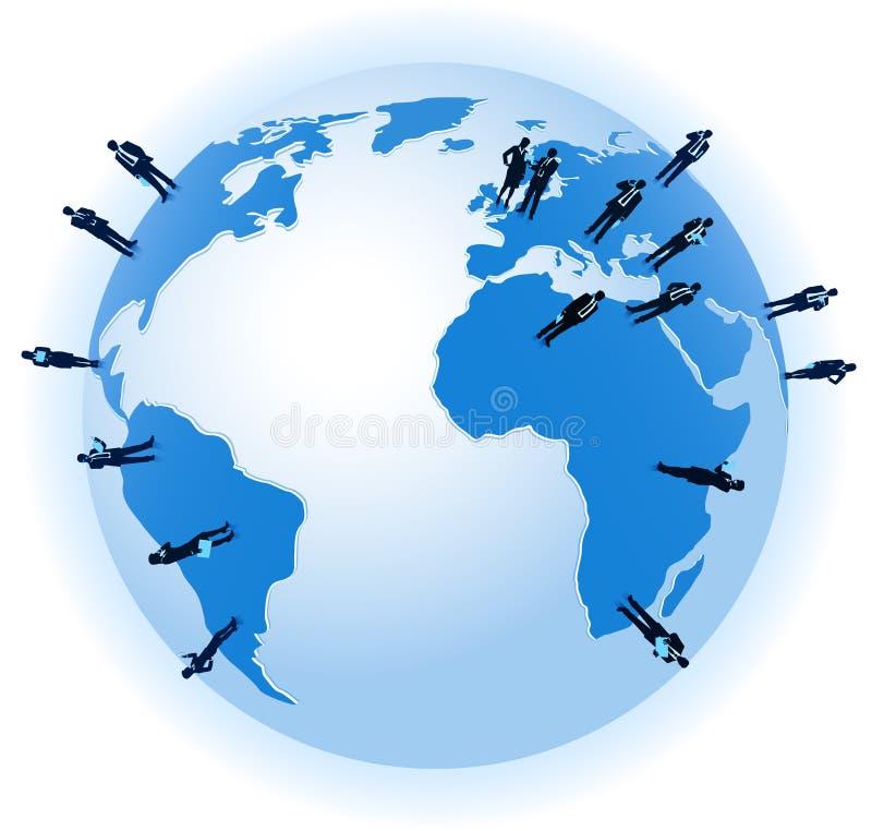 World business communications royalty free stock photo